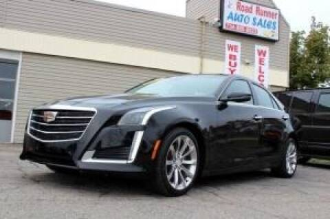 2018 Cadillac CTS for sale at Cj king of car loans/JJ's Best Auto Sales in Troy MI