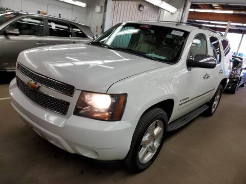 2009 Chevrolet Tahoe for sale at Cj king of car loans/JJ's Best Auto Sales in Troy MI