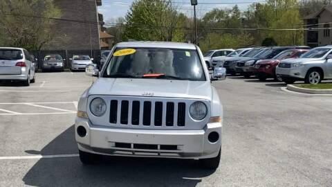 2009 Jeep Patriot for sale at Cj king of car loans/JJ's Best Auto Sales in Troy MI