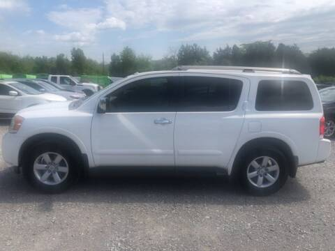 2010 Nissan Armada for sale at Cj king of car loans/JJ's Best Auto Sales in Troy MI