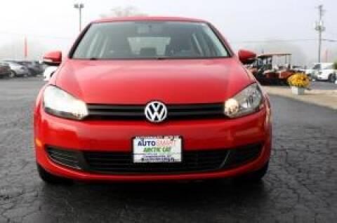 2011 Volkswagen Golf for sale at Cj king of car loans/JJ's Best Auto Sales in Troy MI