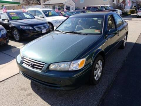 2001 Toyota Camry for sale at Cj king of car loans/JJ's Best Auto Sales in Troy MI