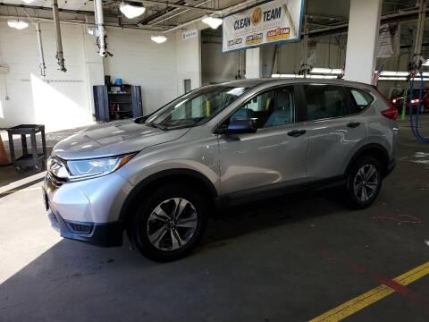 2017 Honda CR-V for sale at Cj king of car loans/JJ's Best Auto Sales in Troy MI
