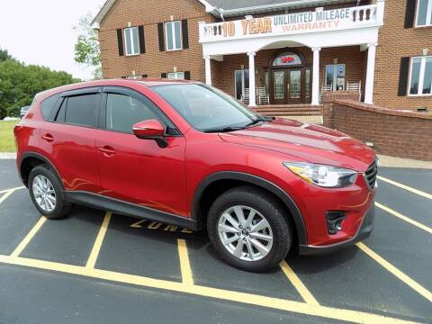 2016 Mazda CX-5 for sale at Cj king of car loans/JJ's Best Auto Sales in Troy MI