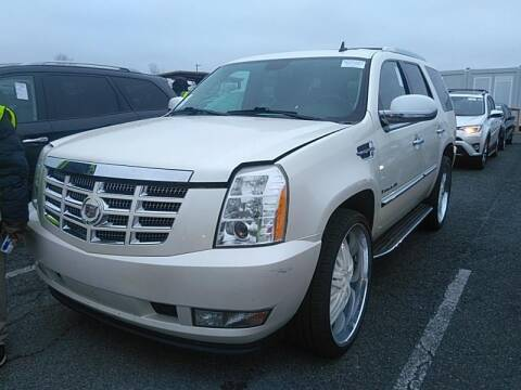 2009 Cadillac Escalade for sale at Cj king of car loans/JJ's Best Auto Sales in Troy MI