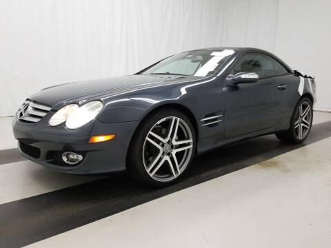 2008 Mercedes-Benz SL-Class for sale at Cj king of car loans/JJ's Best Auto Sales in Troy MI