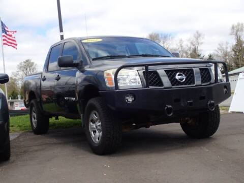 2006 Nissan Titan for sale at Cj king of car loans/JJ's Best Auto Sales in Troy MI