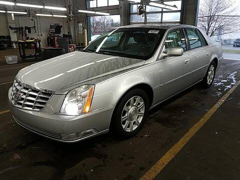 2011 Cadillac DTS for sale at Cj king of car loans/JJ's Best Auto Sales in Troy MI