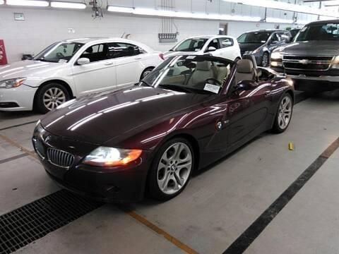 2003 BMW Z4 for sale at Cj king of car loans/JJ's Best Auto Sales in Troy MI