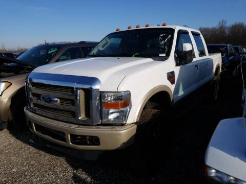 2008 Ford F-250 Super Duty for sale at Cj king of car loans/JJ's Best Auto Sales in Troy MI
