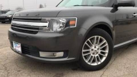 2015 Ford Flex for sale at Cj king of car loans/JJ's Best Auto Sales in Troy MI