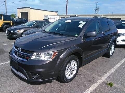 2014 Dodge Journey for sale at Cj king of car loans/JJ's Best Auto Sales in Troy MI