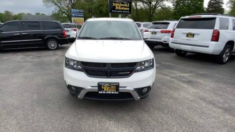 2018 Dodge Journey for sale at Cj king of car loans/JJ's Best Auto Sales in Troy MI