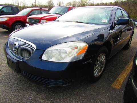2006 Buick Lucerne for sale at Cj king of car loans/JJ's Best Auto Sales in Troy MI
