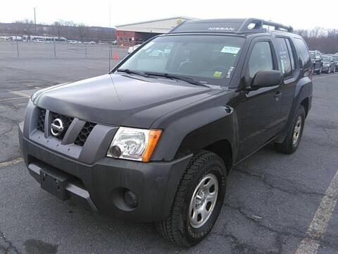 2008 Nissan Xterra for sale at Cj king of car loans/JJ's Best Auto Sales in Troy MI