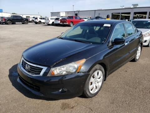 2008 Honda Accord for sale at Cj king of car loans/JJ's Best Auto Sales in Troy MI