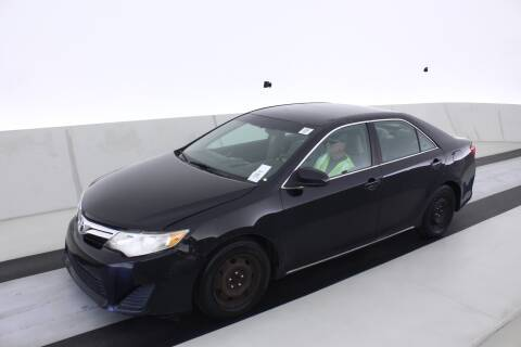 2012 Toyota Camry for sale at Cj king of car loans/JJ's Best Auto Sales in Troy MI