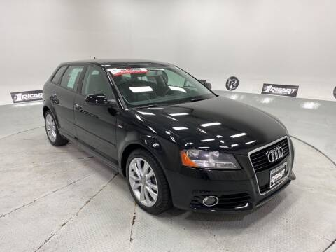 2012 Audi A3 for sale at Cj king of car loans/JJ's Best Auto Sales in Troy MI