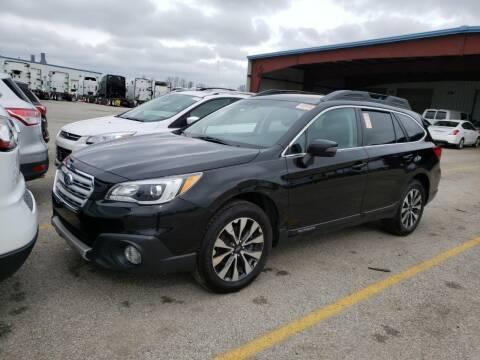 2016 Subaru Outback for sale at Cj king of car loans/JJ's Best Auto Sales in Troy MI