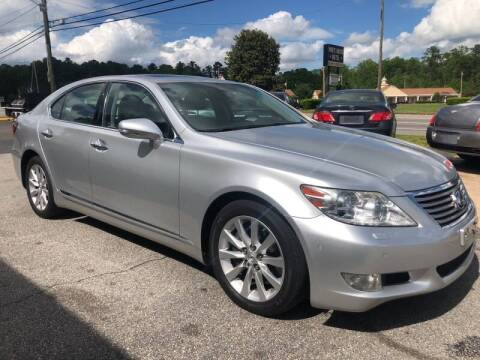 2010 Lexus LS 460 for sale at Cj king of car loans/JJ's Best Auto Sales in Troy MI