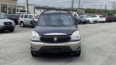 2004 Buick Rendezvous CX for sale at Cj king of car loans/JJ's Best Auto Sales in Detroit MI