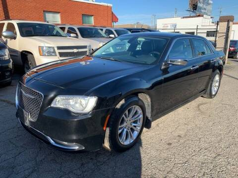 2015 Chrysler 300 for sale at Cj king of car loans/JJ's Best Auto Sales in Troy MI