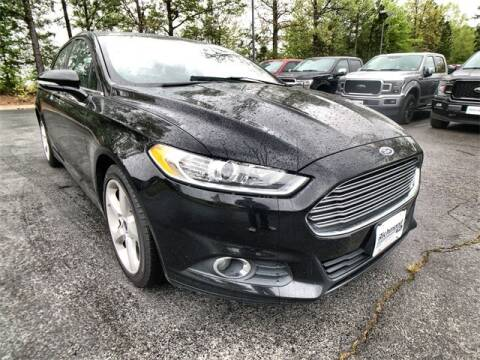 2016 Ford Fusion SE for sale at Cj king of car loans/JJ's Best Auto Sales in Detroit MI