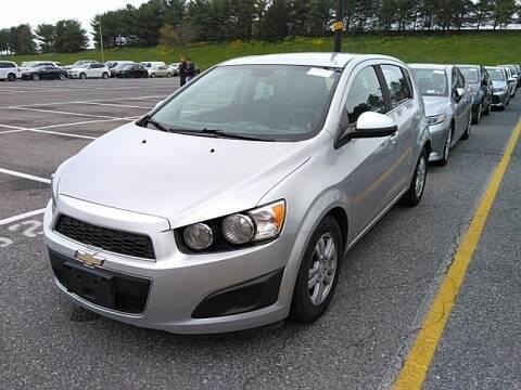 2012 Chevrolet Sonic for sale at Cj king of car loans/JJ's Best Auto Sales in Troy MI