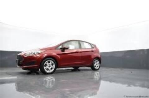 2014 Ford Fiesta for sale at Cj king of car loans/JJ's Best Auto Sales in Troy MI