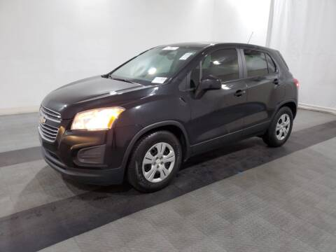 2015 Chevrolet Trax for sale at Cj king of car loans/JJ's Best Auto Sales in Troy MI