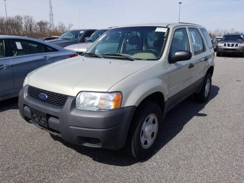 2003 Ford Escape for sale at Cj king of car loans/JJ's Best Auto Sales in Troy MI