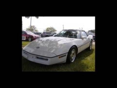 1988 Chevrolet Corvette for sale at Cj king of car loans/JJ's Best Auto Sales in Troy MI