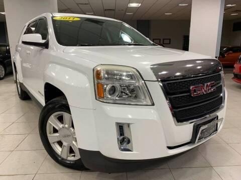 2011 GMC Terrain for sale at Cj king of car loans/JJ's Best Auto Sales in Troy MI