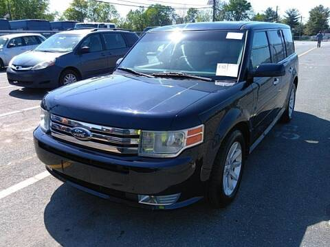 2010 Ford Flex for sale at Cj king of car loans/JJ's Best Auto Sales in Troy MI