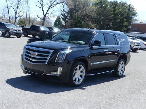 2016 Cadillac Escalade for sale at Cj king of car loans/JJ's Best Auto Sales in Troy MI