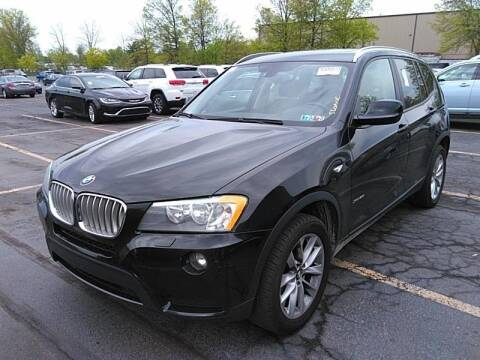2014 BMW X3 for sale at Cj king of car loans/JJ's Best Auto Sales in Troy MI