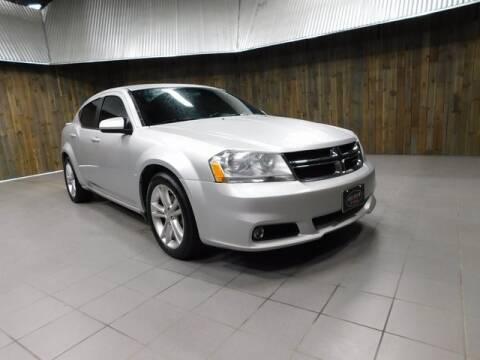 2012 Dodge Avenger for sale at Cj king of car loans/JJ's Best Auto Sales in Troy MI