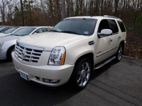 2010 Cadillac Escalade for sale at Cj king of car loans/JJ's Best Auto Sales in Troy MI