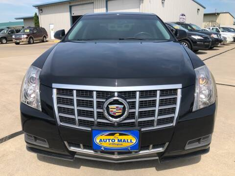 2012 Cadillac CTS for sale at Cj king of car loans/JJ's Best Auto Sales in Troy MI