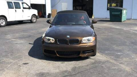 2012 BMW 1 Series for sale at Cj king of car loans/JJ's Best Auto Sales in Troy MI