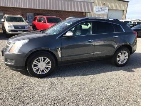 2012 Cadillac SRX for sale at Cj king of car loans/JJ's Best Auto Sales in Troy MI