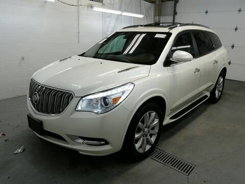 2014 Buick Enclave for sale at Cj king of car loans/JJ's Best Auto Sales in Troy MI