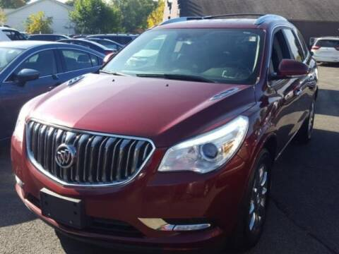 2015 Buick Enclave for sale at Cj king of car loans/JJ's Best Auto Sales in Troy MI