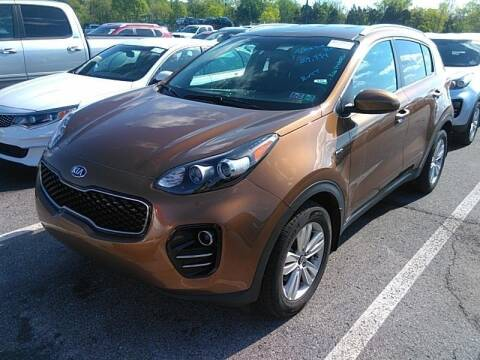 2017 Kia Sportage for sale at Cj king of car loans/JJ's Best Auto Sales in Troy MI