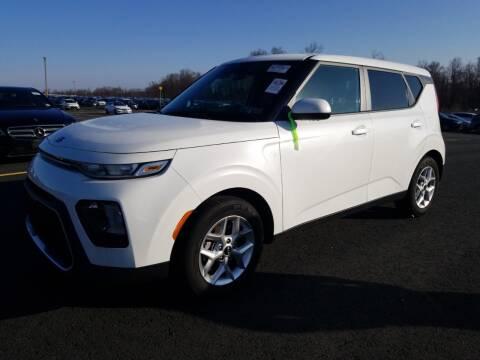 2020 Kia Soul for sale at Cj king of car loans/JJ's Best Auto Sales in Troy MI