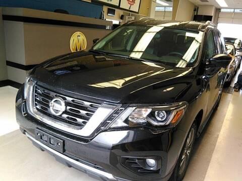 2019 Nissan Pathfinder for sale at Cj king of car loans/JJ's Best Auto Sales in Troy MI