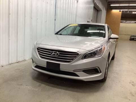 2016 Hyundai Sonata for sale at Cj king of car loans/JJ's Best Auto Sales in Troy MI