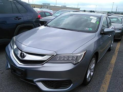 2016 Acura ILX for sale at Cj king of car loans/JJ's Best Auto Sales in Troy MI