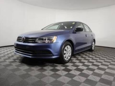 2016 Volkswagen Jetta for sale at Cj king of car loans/JJ's Best Auto Sales in Troy MI