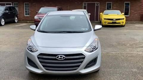 2016 Hyundai Elantra GT for sale at Cj king of car loans/JJ's Best Auto Sales in Troy MI